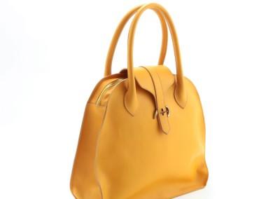 arteoro laboratorio orafo venezia borsa pelle gialla