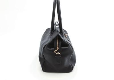 arteoro laboratorio orafo venezia borsa pelle nera